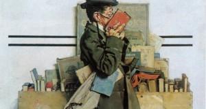 Hvorfor det er viktig å ha uleste bøker i hyllen